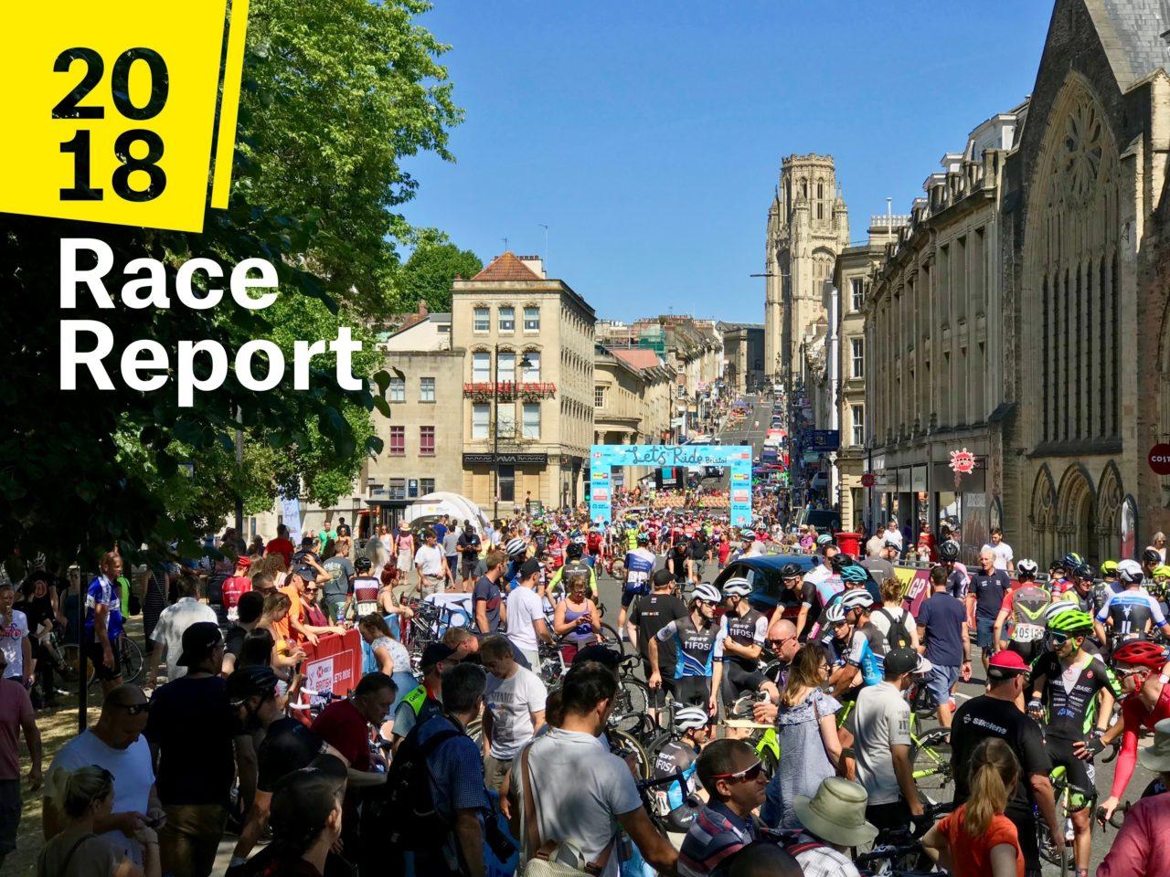 Race Report 2018